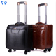 Business trolley case men boarding box caster luggage