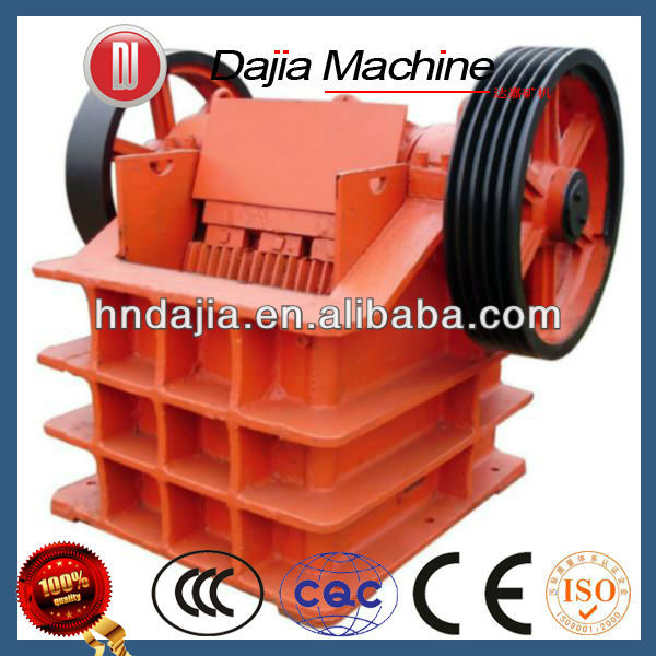 PE 150x250 Mini Stone Crusher Iron Ore Hematite Jaw Crusher Crushing Machine