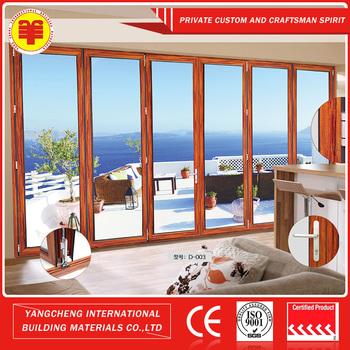 1 4mm und 1 2mm innen folding aluminium t r mit glas hersteller buy product on. Black Bedroom Furniture Sets. Home Design Ideas