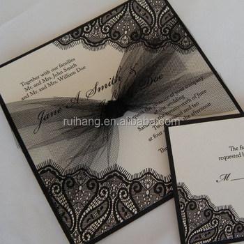 Square Prefect Top Grade Lace Royal Luxury Muslim Handmade Wedding