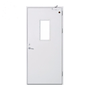Certificated Fireproof Residential Steel Security Doors And Frames