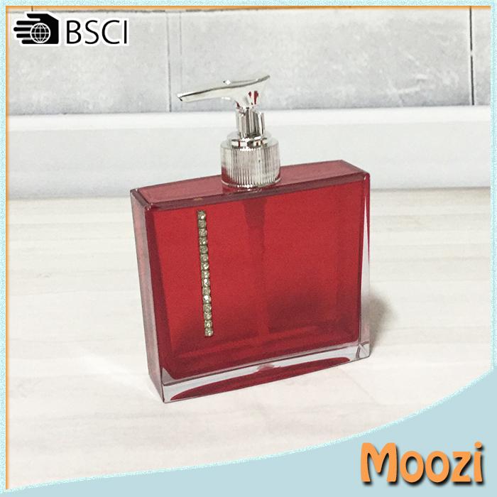 Accesorios de ba o ducha shampoo dispenser acr lico for Dispensadores para banos