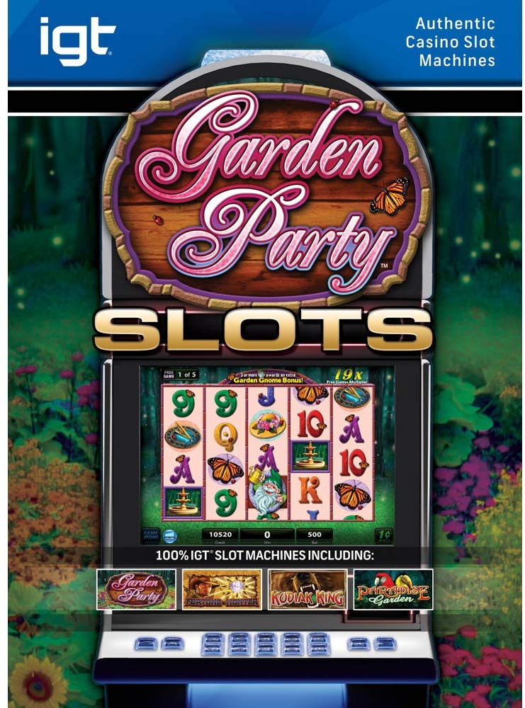 IGT Slots Garden Party [Download]
