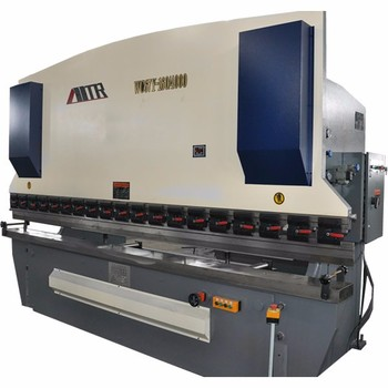 wc67y hydraulic bending plate folding stainless steel press brake machine