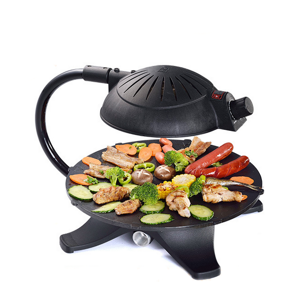 Perfect Flame Electric Grills Korean and Japanese Style Infrared BBQ Roaster