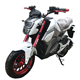 2000w electric moped two wheel electric motorcycle super soco