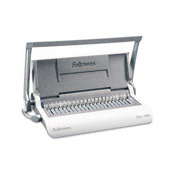 Binding Machines Pack of2 Fellowes Star  150 Manual Comb Binding ...
