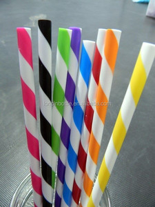 6 Pack of multi colored Replacement Straws for 16oz, 24oz Tumblers,BPA-Free Double Wall Acrylic Tumbler straw