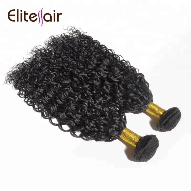 Wholesale grade 9a 10a virgin Brazilian thick curly weave hair styles human hair bundles, Natural black