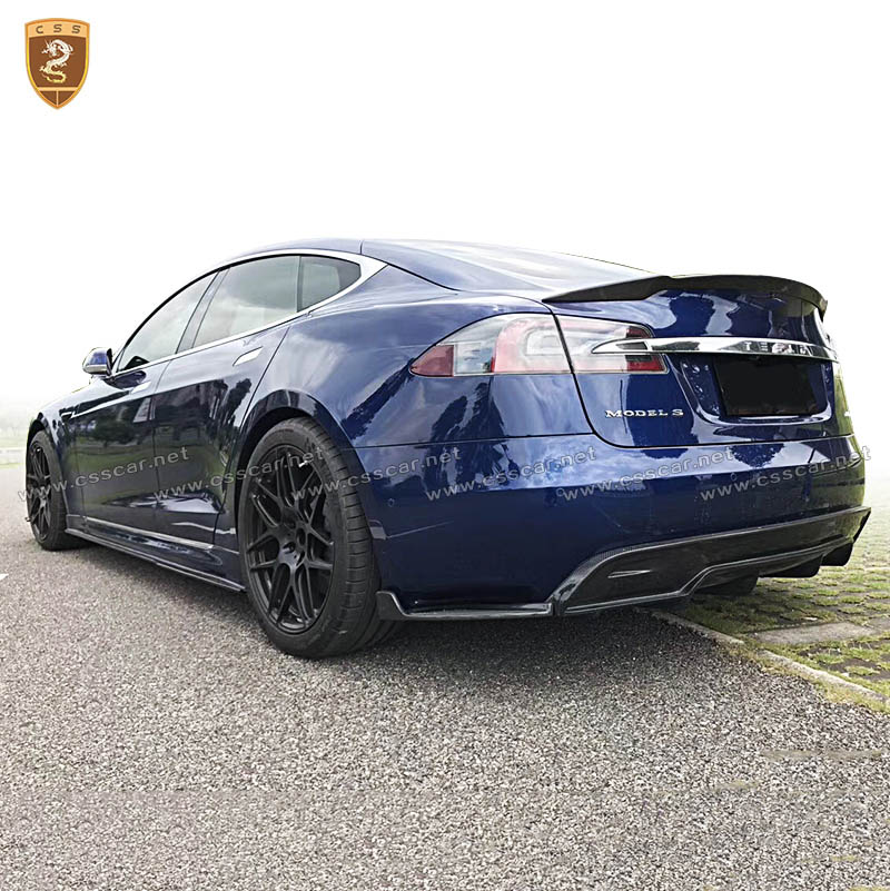 2017 Newest Tesla Model S Rz Body Kit Manufacturers - Buy ...