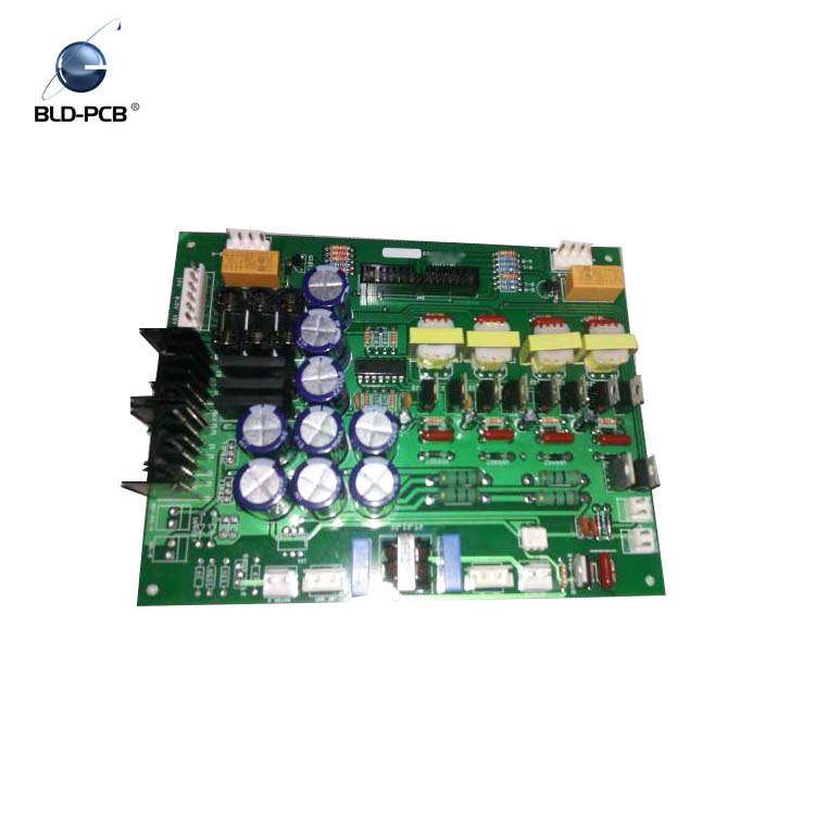 Ultrasonic Flow Meter Electric PCBA Generator PCB Board Assembly
