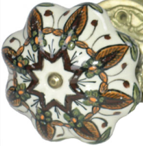 Hand Painted Vintage Ceramic Knobs And Pulls - Buy Hand Painted ...