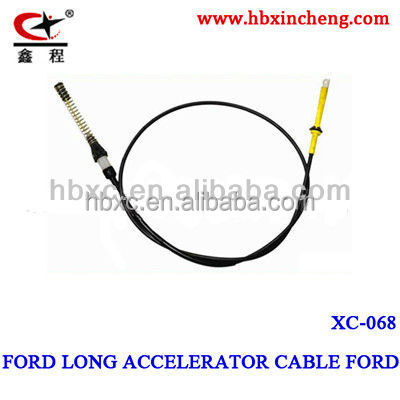 hebei XC AUTO PART LONG ACCELERATOR CABLE for fo-rd