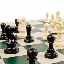 Good material cheap chess game set for chess tournament