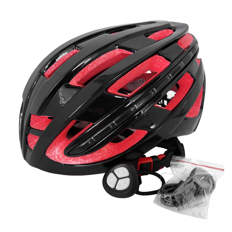 Smart-Road-Cycling-Helmet-With-LED