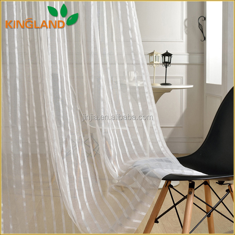 High Quality Readymade Sheer Curtain