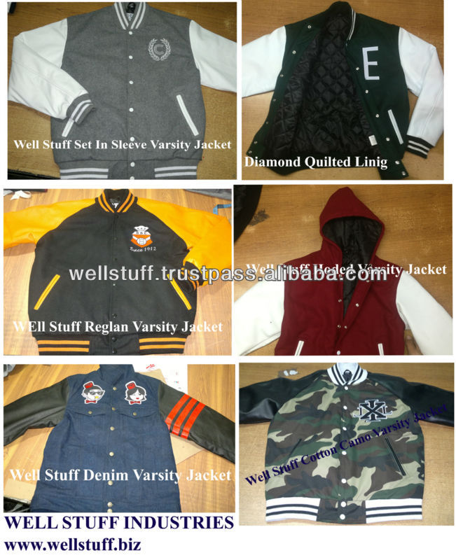 92f292d9177 Basketball letterman Jacket with custom Size design artwork logo patches