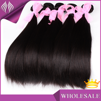 Cheap 7A Grade straight hair virgin brazilian human hair for SA
