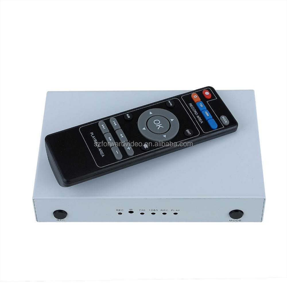 ezcap hdmi video capture TV recorder with playback function stand alone no PC needed support MIC in ezcap291