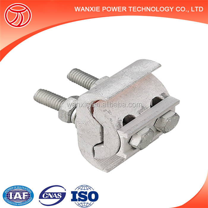 factory supply copper high voltage cable pg clamp