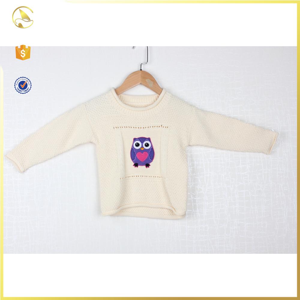 Catálogo de fabricantes de Las Niñas Crochet Suéter de alta calidad ...