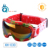 China factory custom new style goggles strap ski goggles for Children girl