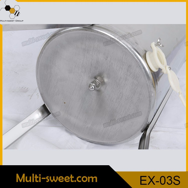 Radial electric honey extractor extracting honey tool for sale