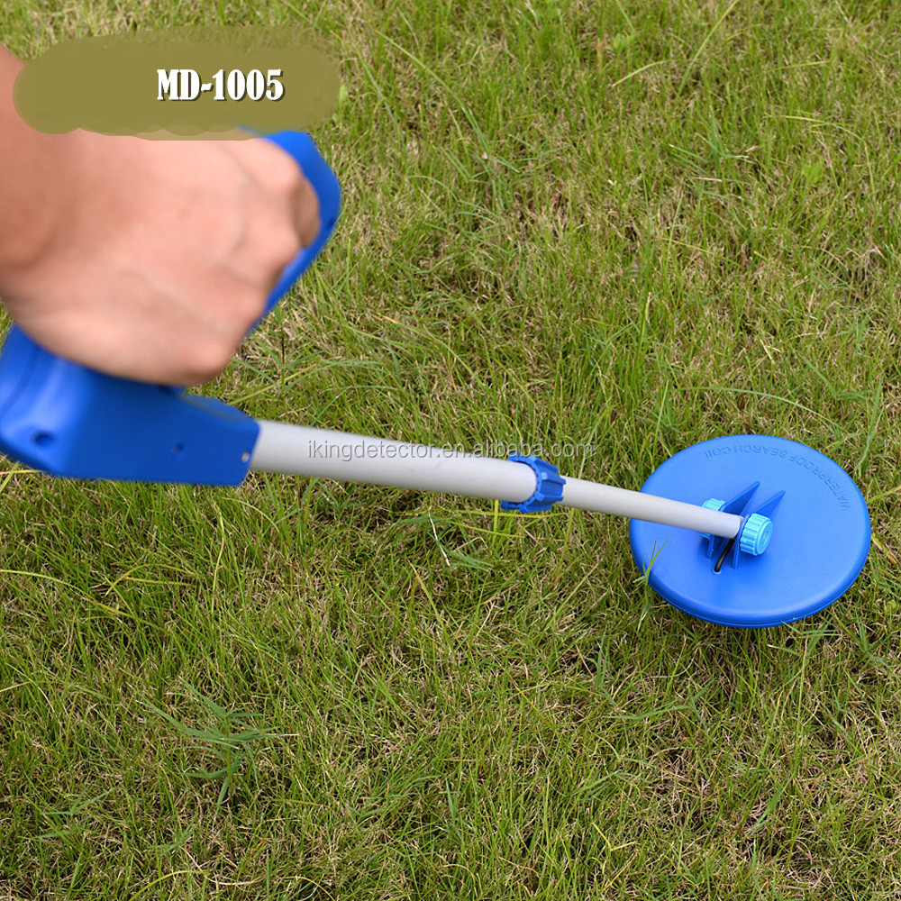MD1005 Starter Metal detector for kids metal detector toy