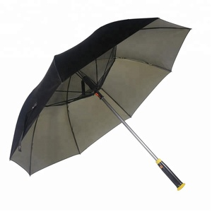 2018 cheapest fan umbrella and cheap umbrella with fan for summer umbrella