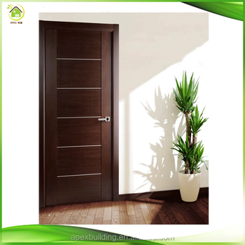 Flush Doors Designs modern flush door designs with glass mica for indian homes Popular Style Laminated Modern Bedroom Flush Doors Design