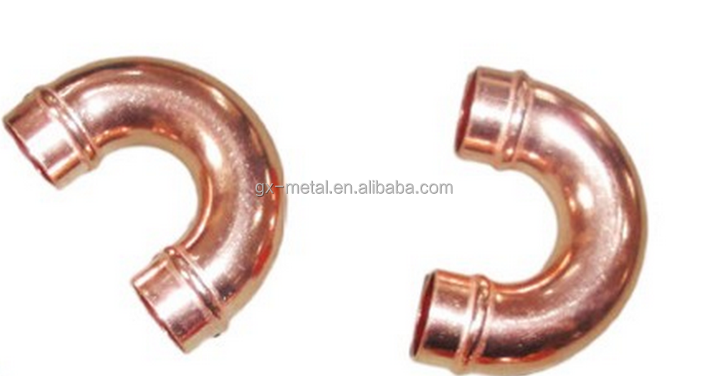 180 degree copper return bend