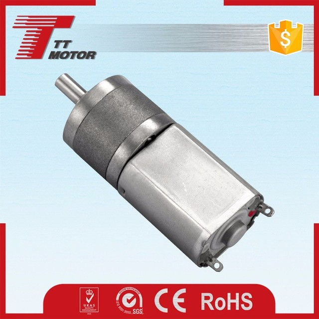 ISO90001 Certified 12v car seat micro dc motor