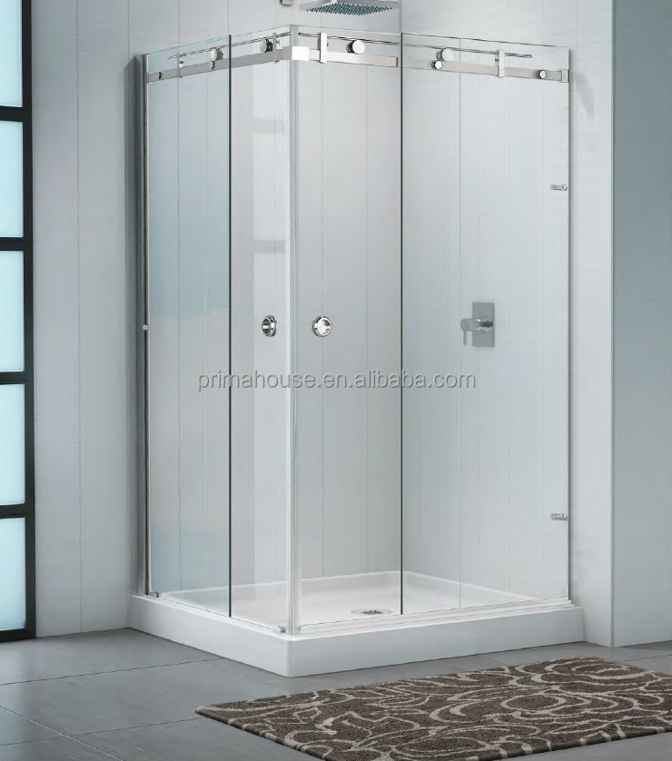 Glass Shower Stall, Glass Shower Stall Suppliers and Manufacturers ...