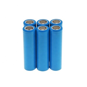 li ion 18650 3.7v 2600mah rechargeable lithium ion battery 18650