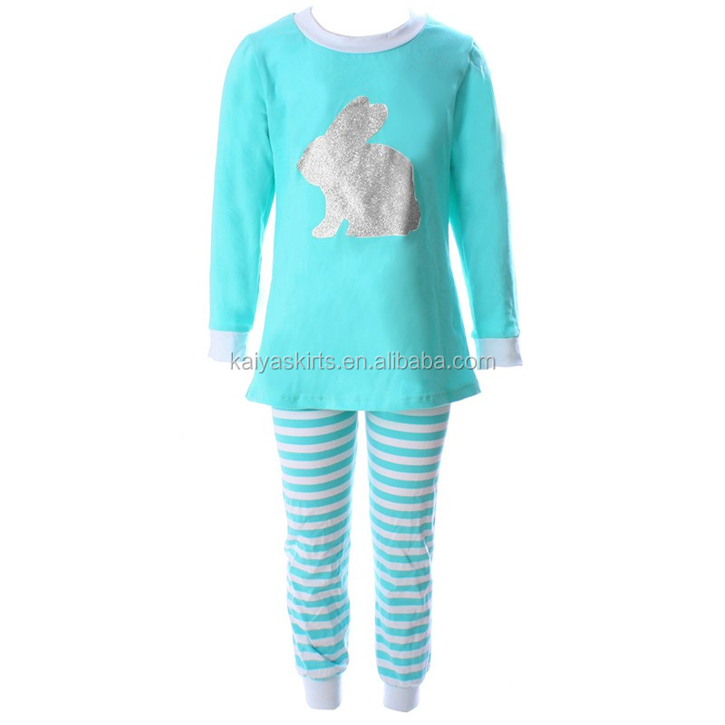Wholesale Clothing Kids Pajamas Easter Boutique Outfits - Buy Kids ...