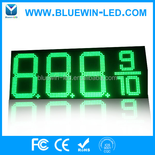 Electronic Components & Supplies Optoelectronic Displays Main Control Card 12v Rs485 Gas Oil Price Led Sign Control Board Use For All Size Led Digital Number Module For Gas Station