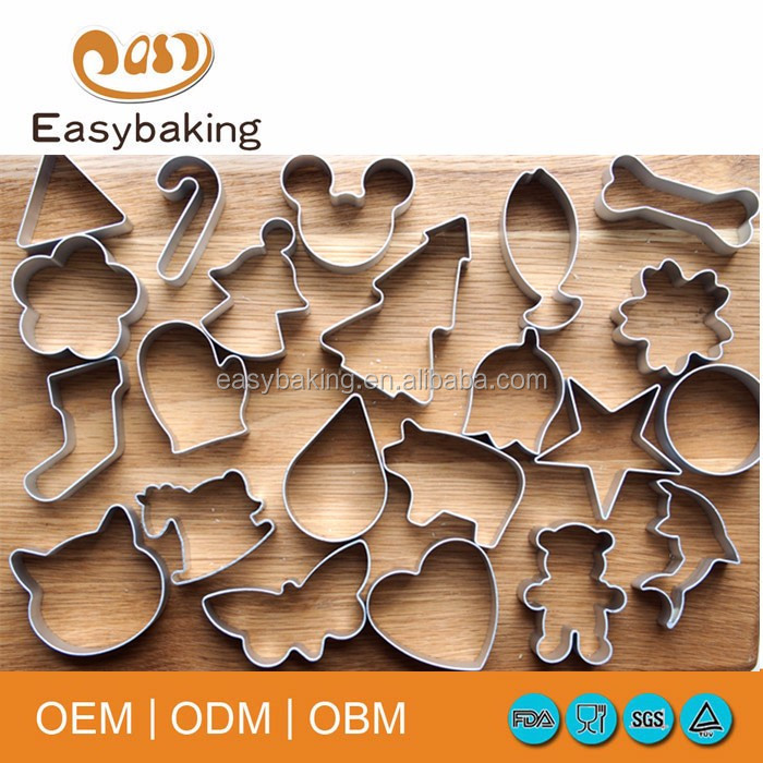 stainless steel cookie cutters-2