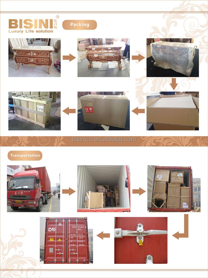 Solid Wood Living Room Furniture Sets Graceful European Style Living Room Furniture Solid Wood Lily