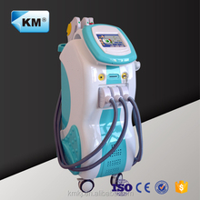 5 big systems tattoo removal hair removal Spider vein removal Acne Cure IPL SHR YAG laser multifunction beauty machine