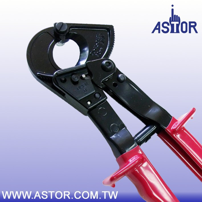 "10"" Heavy Duty Cable Cutter for Electric Cable with Low Hand Force"