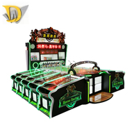 Horse racing game redemption ticket game carnival amusement prize game machine
