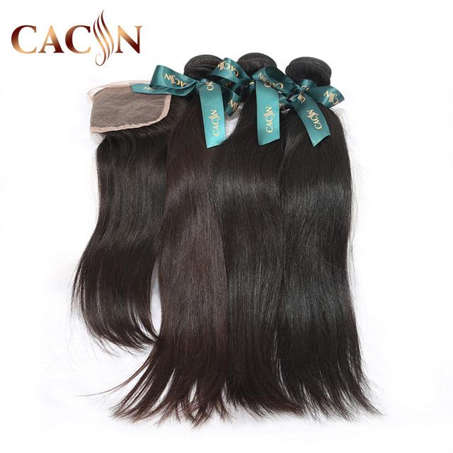 Lace closure with peruvian hair weave, 8a peruvian hair silk base closure and bundles, 4 piece grade 9 100% peruvian hair bundle
