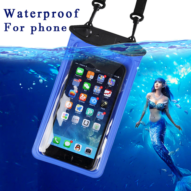 2017 New Waterproof Phone Case for Iphone Android,Water Proof Phone Case bag