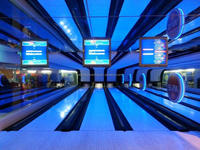 Bowling Center Compeletly Machine Full Glow Bowling For Bowling Equipment Set Cheap Price