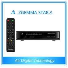 hot new products for 2015 iptv box satellite receive icloud box 2, upgrade to zgemma-star S