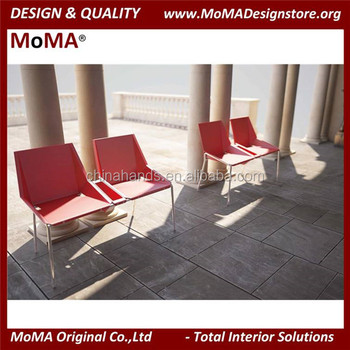 MA111S Modern Clear Design Plastic Chair For Restaurant/Office