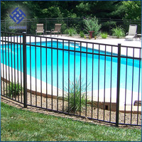 Direct factory supply high quality price of removable mesh pool fence