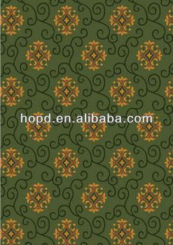 Floral pattern best wall to wall carpet for hotel buy for Floral pattern wall to wall carpet