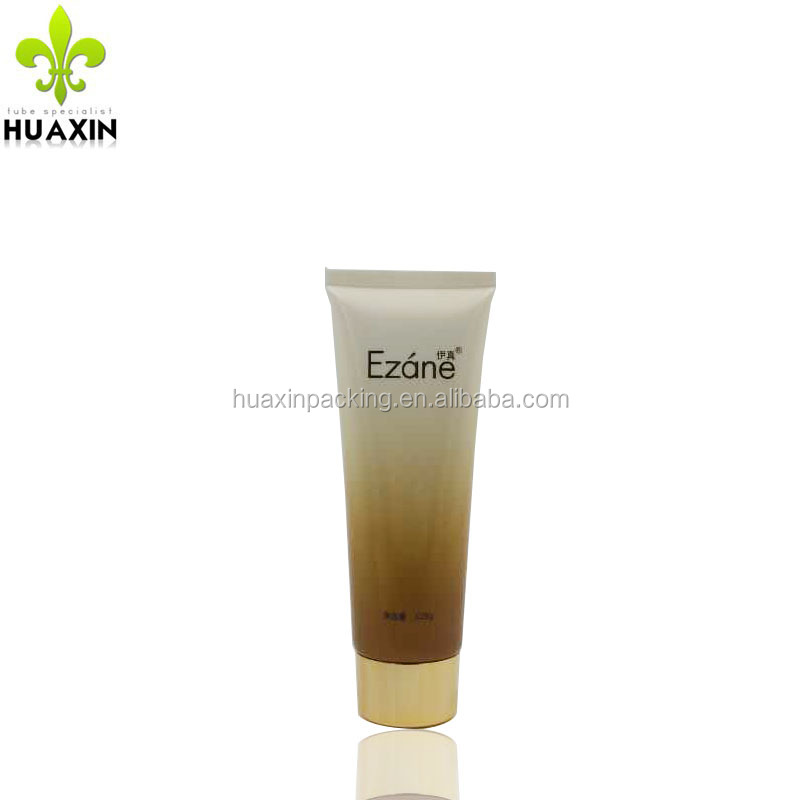 50g brown Empty Cosmetic Packaging Plastic Soft Tube Eye Cream/bb cream /cc cream Gel Packaging Tube Containers