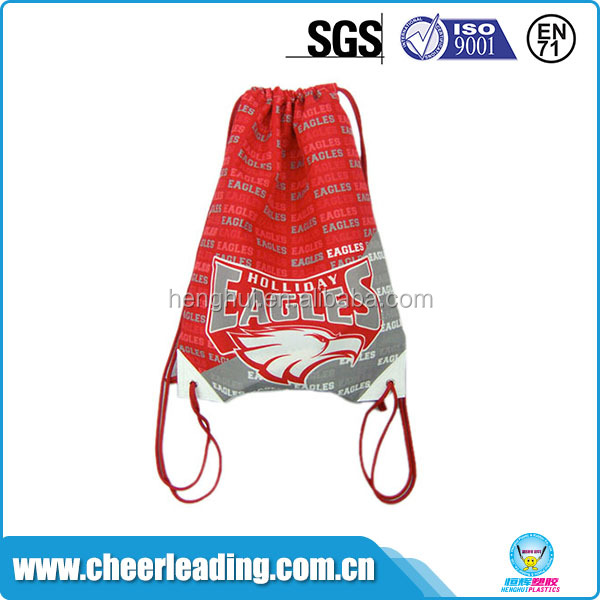OEM service durable cheap sports small drawstring bag